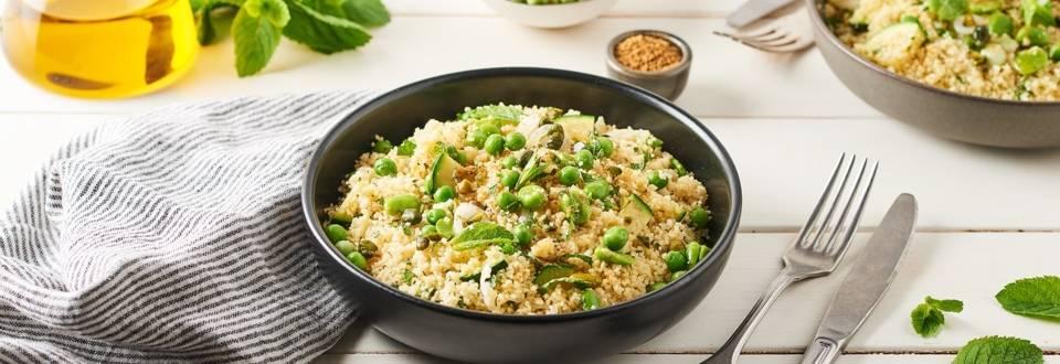 Couscous vert