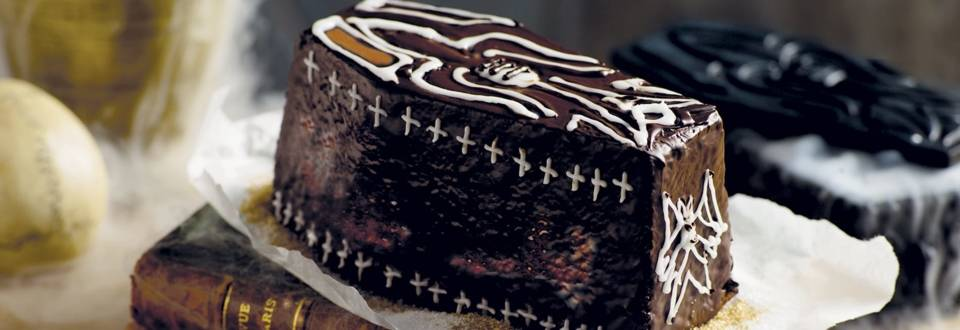 Cercueil en chocolat