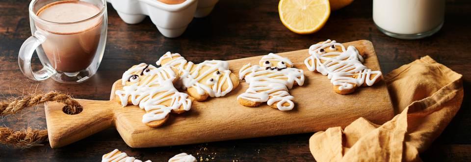 Biscuits momies au citron