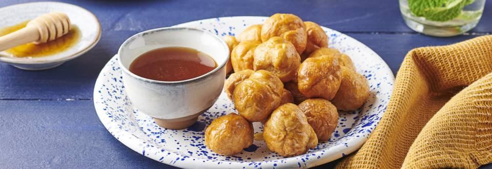 Beignets au miel grecs (Loukoumades)