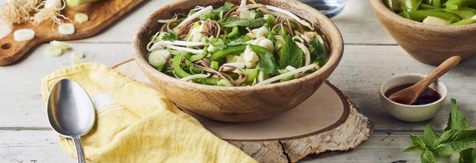 Soupe Pho végétarienne