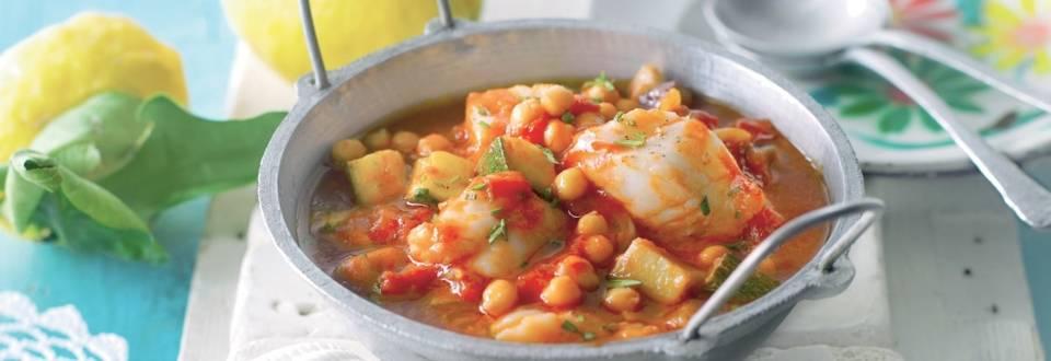 Ragoût de poisson à la portugaise