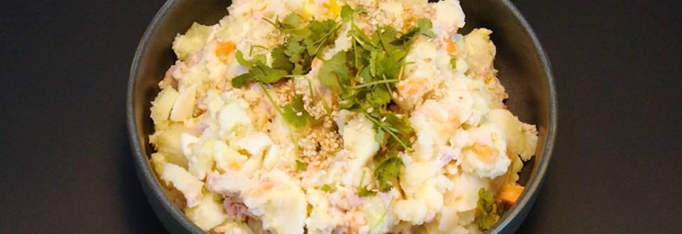 Salade de pommes de terre japonaise