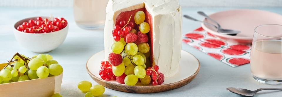 Pinata cake aux fruits