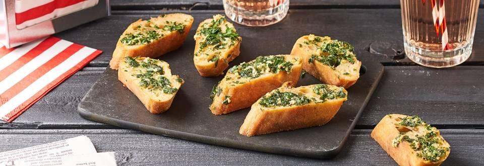 Garlic bread ail et persil
