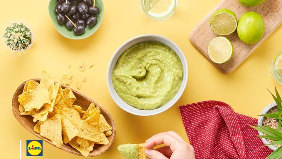 La véritable recette du guacamole