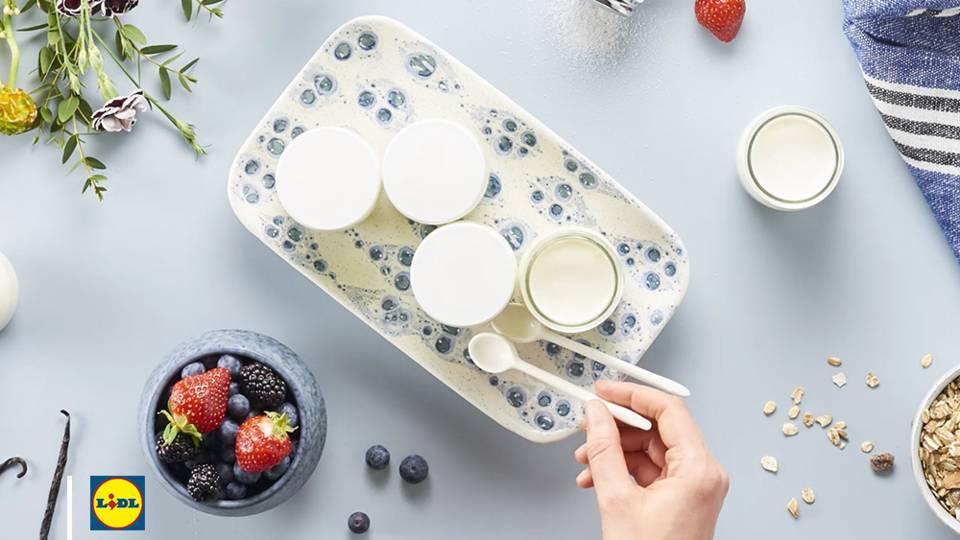 La recette du délicieux yaourt homemade