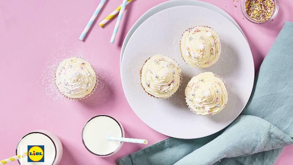 Un glaçage de cupcakes réussi !