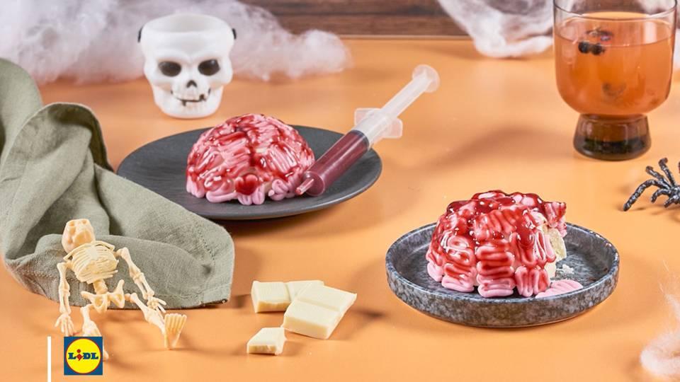 Mini cervelles d'Halloween