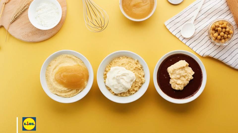Remplacer les œufs en pâtisserie
