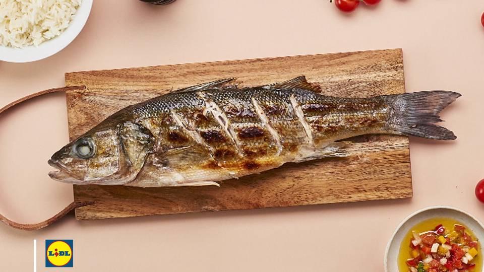 Cuire un poisson au barbecue !