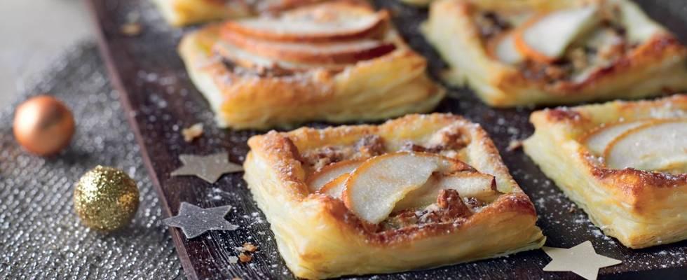 Tartelettes à la poire